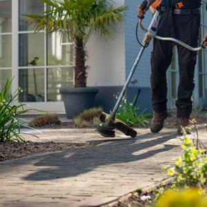 Gartenarbeit Unkrautbeseitigung